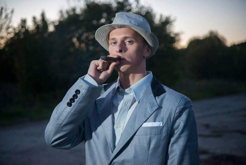 Põhja-Tallinna räppar Kenneth Rüütli sai suitsukirest lahti