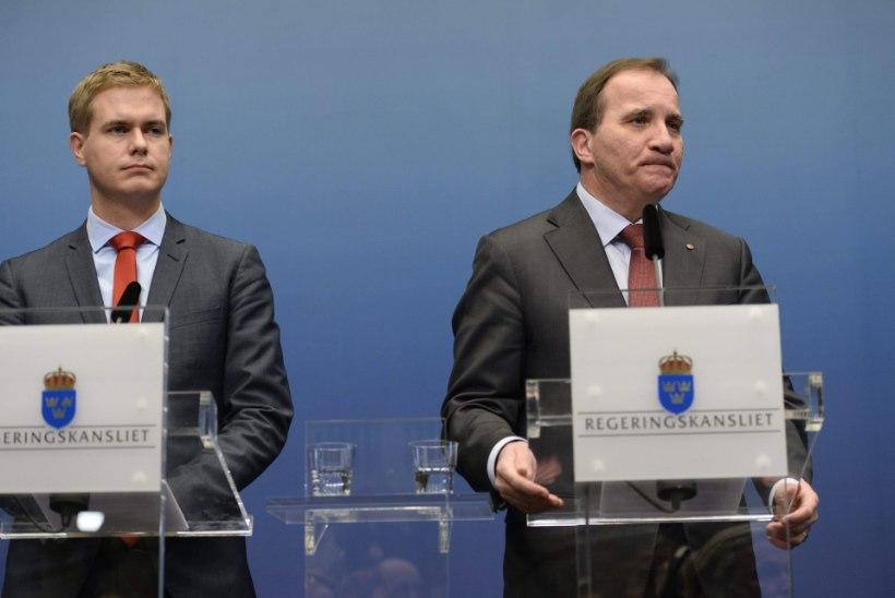 Erakorralised valimised: Rootsi valitsus kaotas eelarvehääletuse