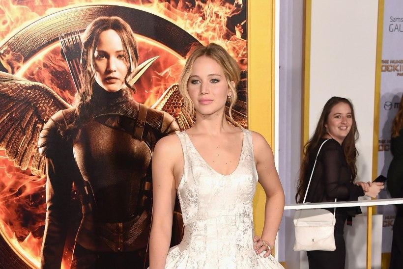 Jennifer Lawrence on kassamagnet
