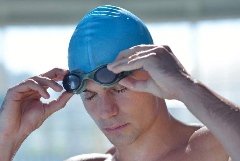 Miks ei tohi kontaktläätsedega ujuda?