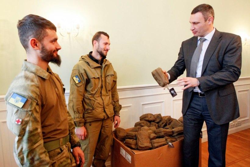 """Vitali Klõtško: """"Putin on haige."""""""