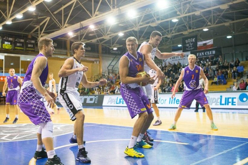 Eesti klubide mängijad jätkavad Balti liiga kuu parimate auhindade ahnitsemist