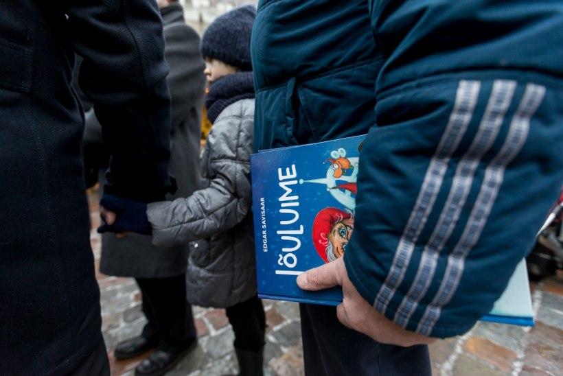 Tartu ülikooli kirjandusprofessor: Savisaare lasteraamatut ei kirjutanud Savisaar