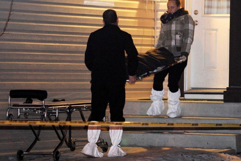 KOHUTAV: Kanadas tappis mees kaheksa inimest ja iseenda
