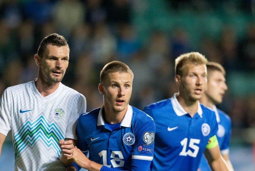 Eesti jalgpallikoondislane siirdub Norra kõrgliigasse