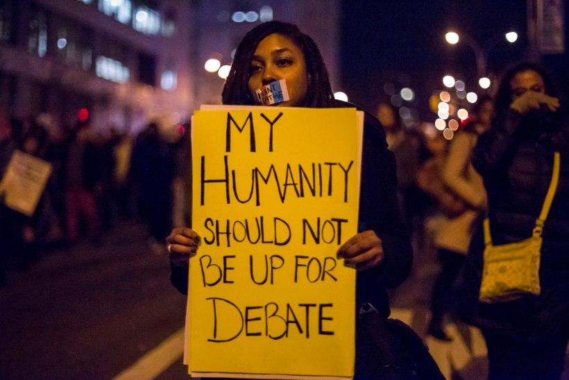 FOTOD: USA-s rassismi- ja politsei vägivalla vastased rahutused jätkuvad