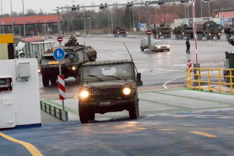 GALERII: Saaremaal toimub Kaitseliidu suurõppus Orkaan 2014
