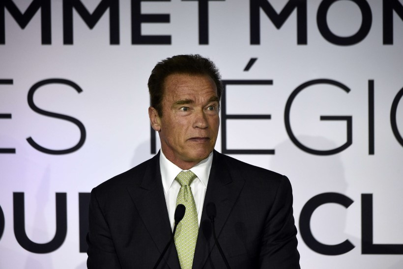 Arnold on Miley vastu?