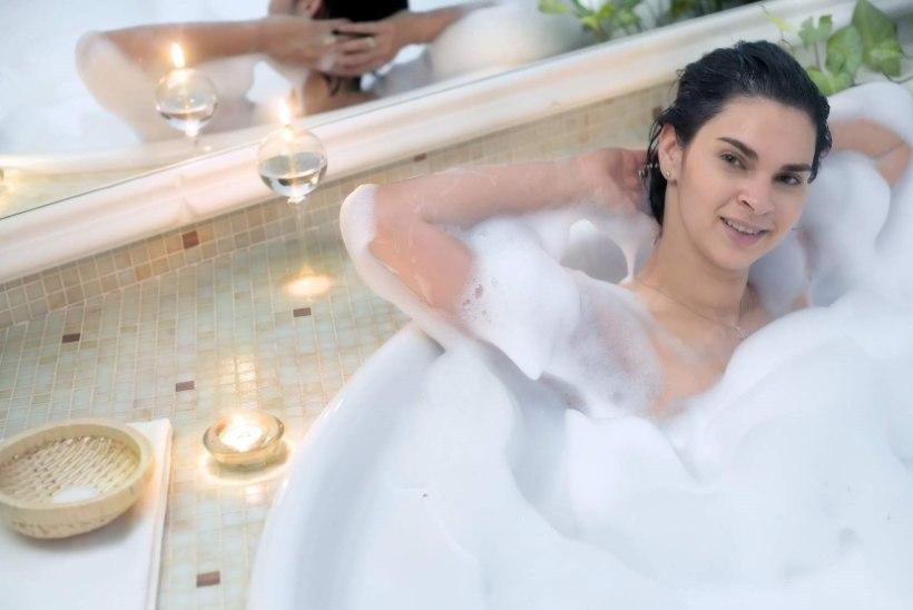 Üks küsimus: Kas mullivann ja saun on rasedale ohutud?
