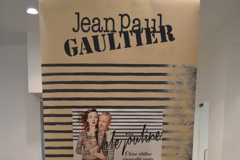 Moekeeris: Jean Paul Gaultier' Lindexi kollektsioon õhkab meretemaatikast