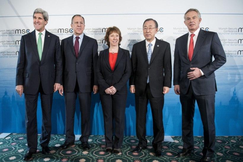 EL ja USA vaidlesid Venemaaga Ukraina saatuse üle