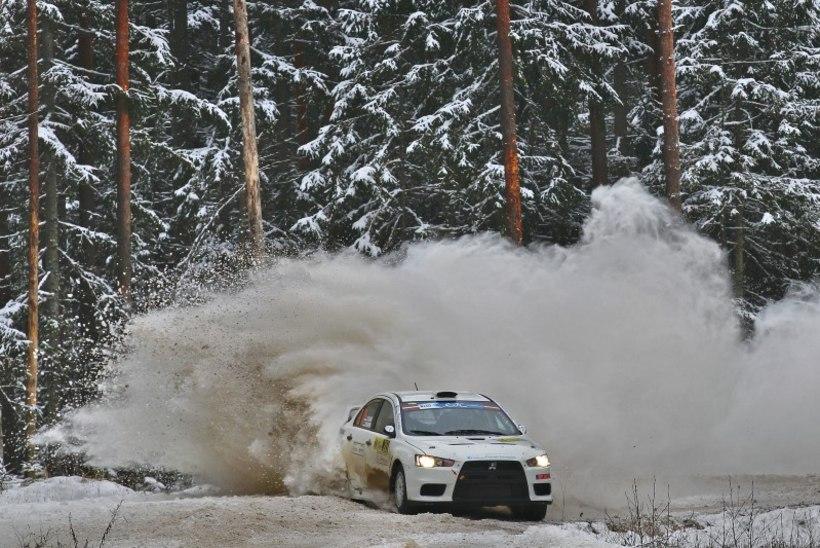 Plangi juhib Lätis Euroopa autoralli meistrivõistlustel Production Cup klassi
