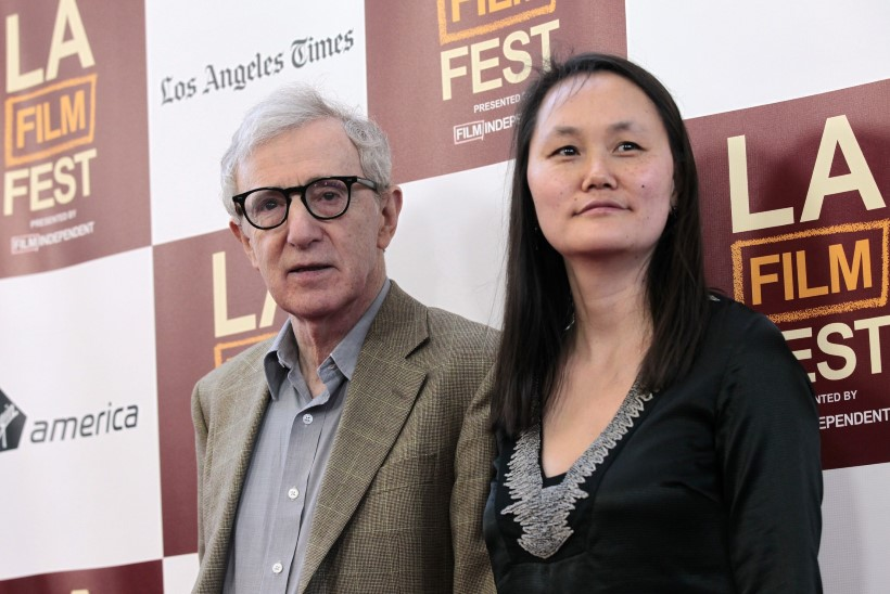 """Woody Alleni vastulöök: """"Ma ei pilastanud oma tütart!"""""""