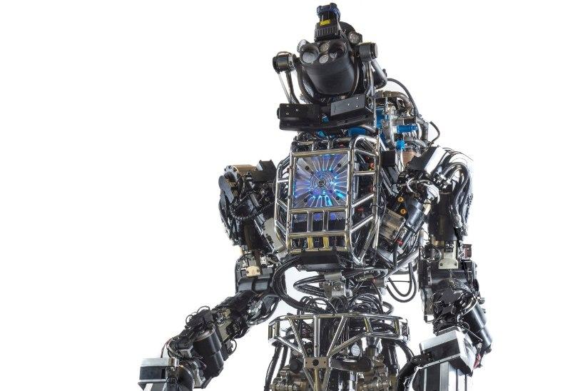 Kas algab robotsõdurite pealetung?