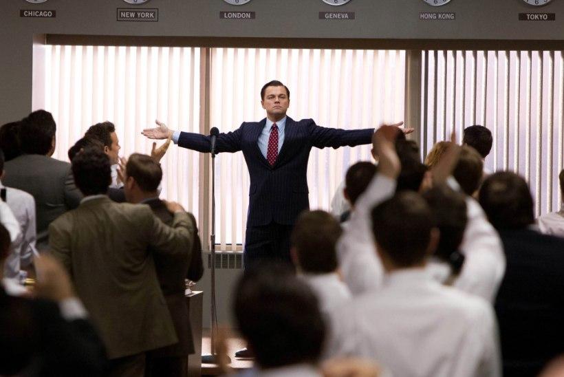 """Arvustus: """"Wall Streeti hunt"""" tuli, nägi ja võitis"""