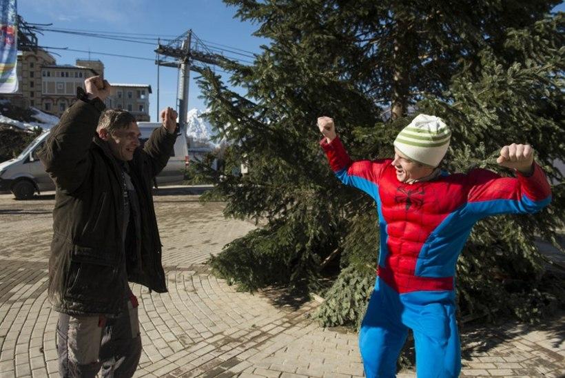 Eestis on tujurikkujad – Sotši olümpial tujutõstjad