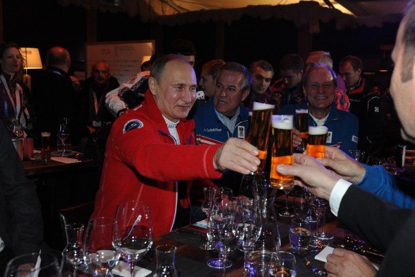 Deivil Tserp | Ma armastan venelasi!