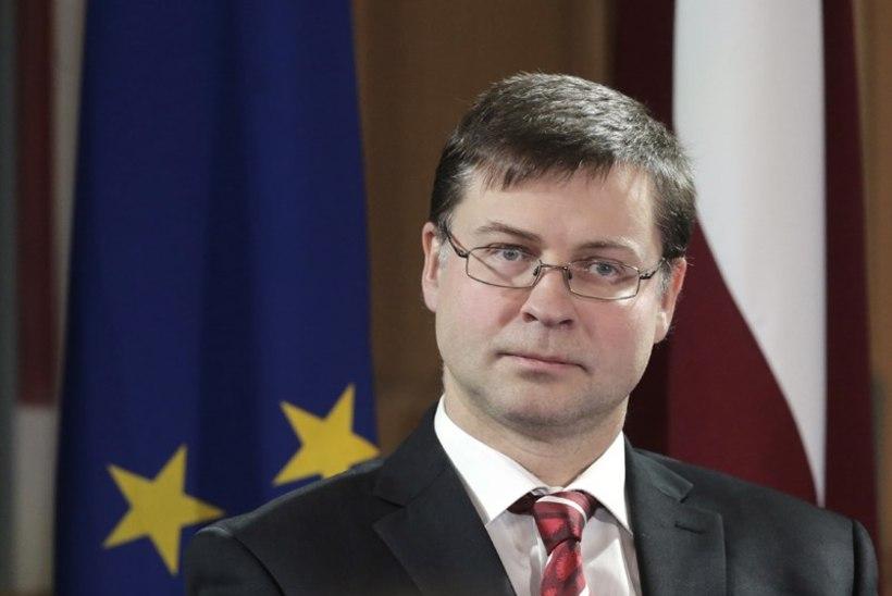 Läti ekspeaminister pürib Brüsselisse