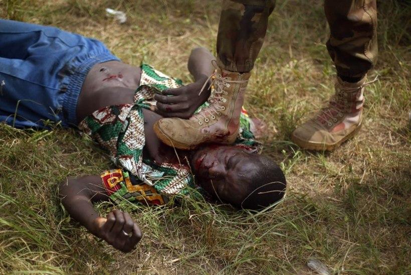 Kesk-Aafrika Vabariik vajub üha enam vägivallakeerisesse