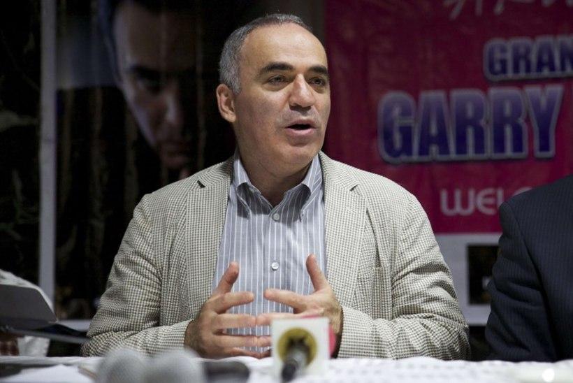 Kasparov taotleb Horvaatia kodakondsust