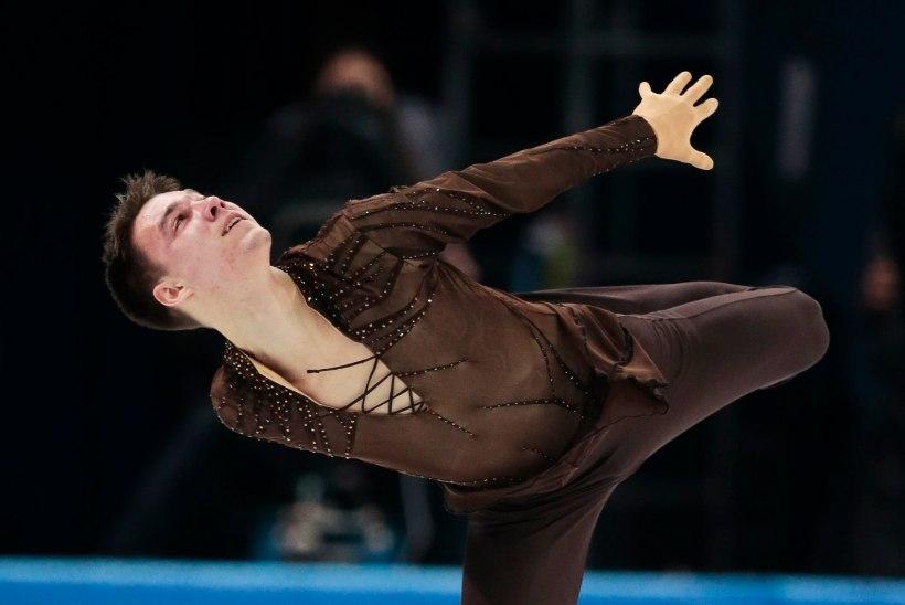 """Viktor Romanenkov: """"Ilmselt ma edasi ei pääse."""" Viktor, ikkagi pääsesid!"""