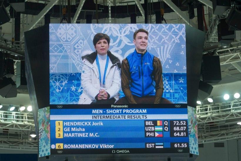 GALERII: Õhtulehe fotod Viktor Romanenkovi vahvast lühikavast