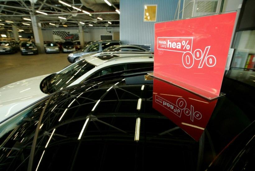Milline on Eesti keskmine autoliisija?