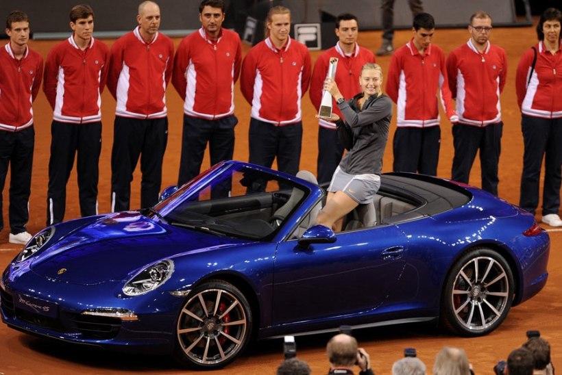 Eesti Loto loosib Eurojackpoti mängijate vahel Porschet