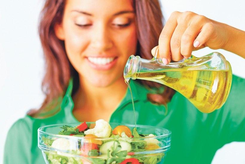 Toiduõlid: maisiõliga prae kartuleid, pähkliõliga voki köögivilja ja avokaadoõliga valmista salatit
