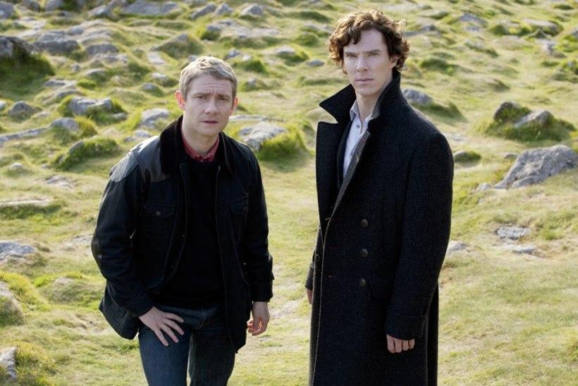 Miks tänapäeva hittsarja Sherlock Holmes ja doktor Watson ikkagi koos elavad?