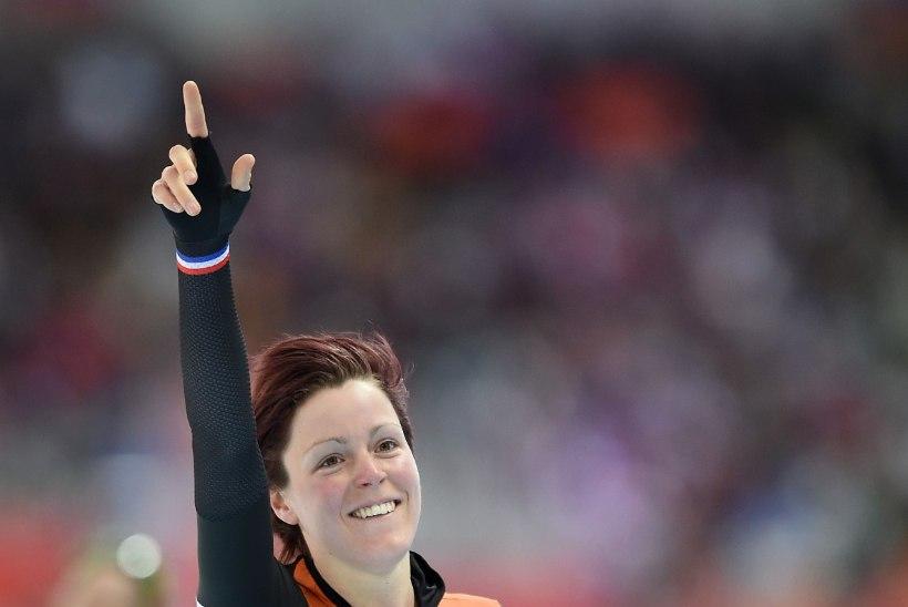 Naiste 1500 meetri distantsil püstitati olümpiarekord, hollandlastele nelikvõit!