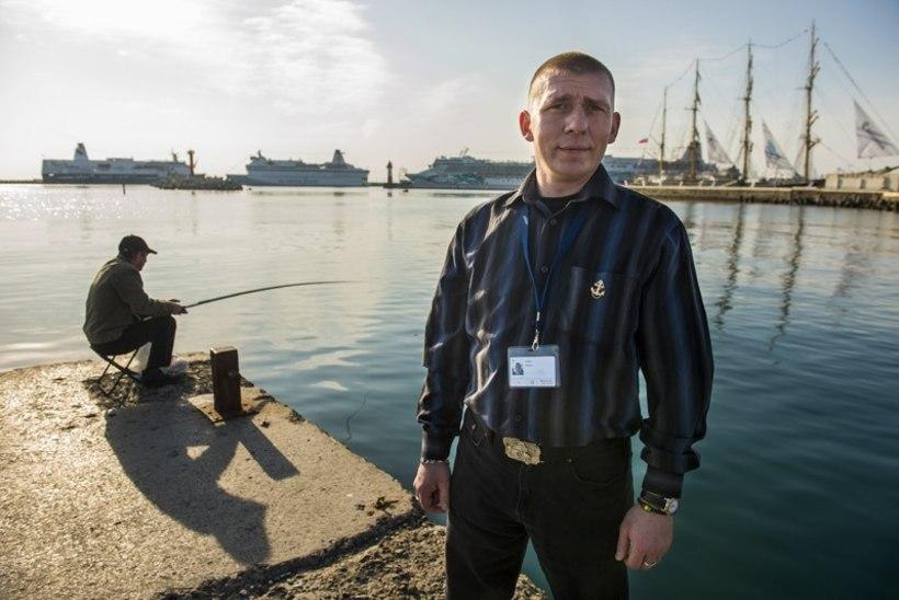 Eestlaste kullasoon peitub Sotši sadamas, mitte olümpiaradadel!