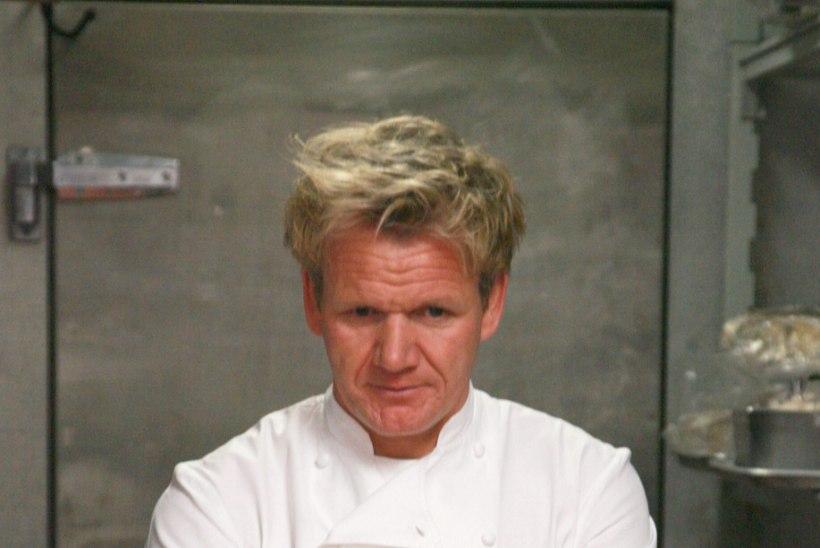 Kokk Gordon Ramsay: nutsin Michelini tähtedest ilma jäädes, nagu oleksin kaotanud kallima