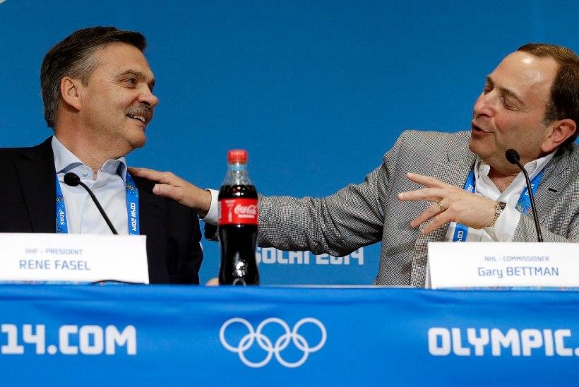 Mis on vingem autasu – olümpiakuld või Stanley karikas?