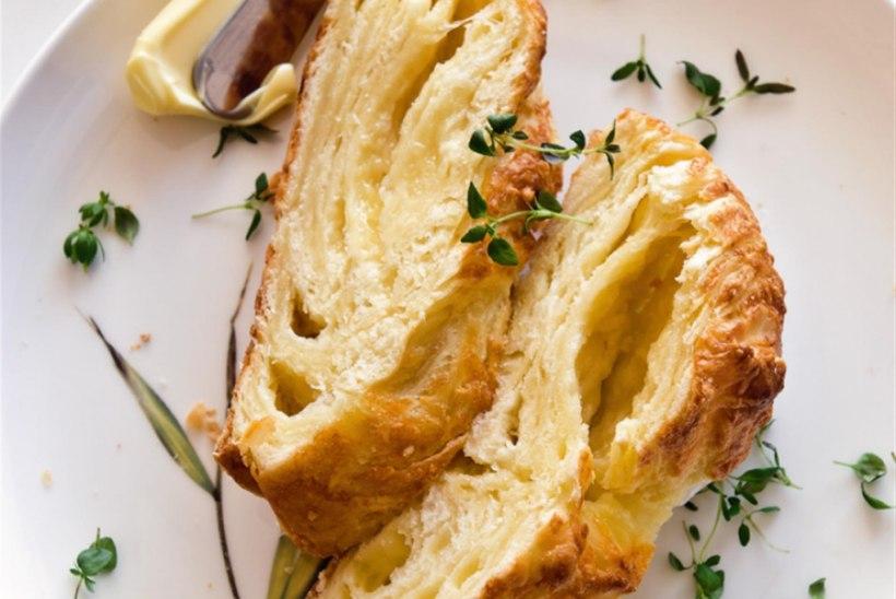 Kihiline juustukringel