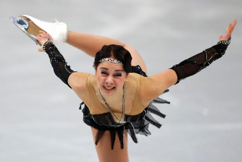 "Jelena Glebova: ""Ei usu, et finaali saan. Ise olen süüdi..."""