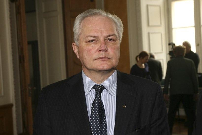 Rait Maruste: Riigikogu komisjonide istungite salastamise plaan on jamps