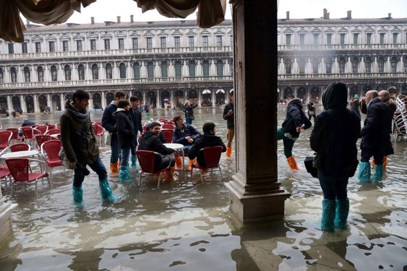 Euroopa ilm on hukas