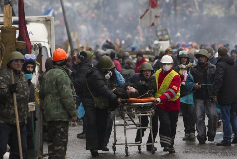 Ohvrite arv kasvab: rahutustes on hukkunud 75 inimest