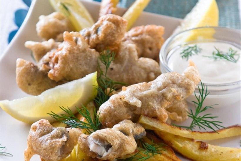 Fish & Chips Eesti moodi