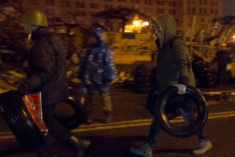 OTSEPILT: Kiievis on kokkupõrgetes surma saanud 25 inimest