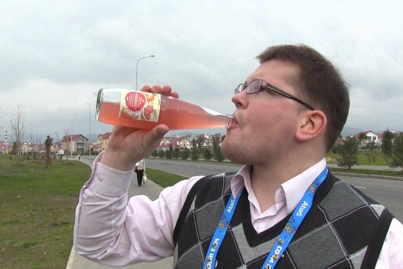Ott Järvela | Venemaa – see on limonaadiparadiis!