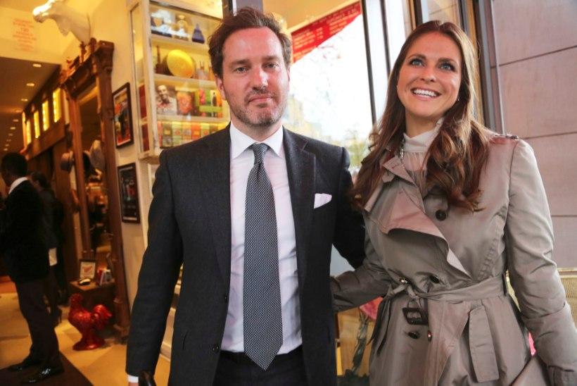 PALJU ÕNNE! Rootsi printsess Madeleine sünnitas tütre