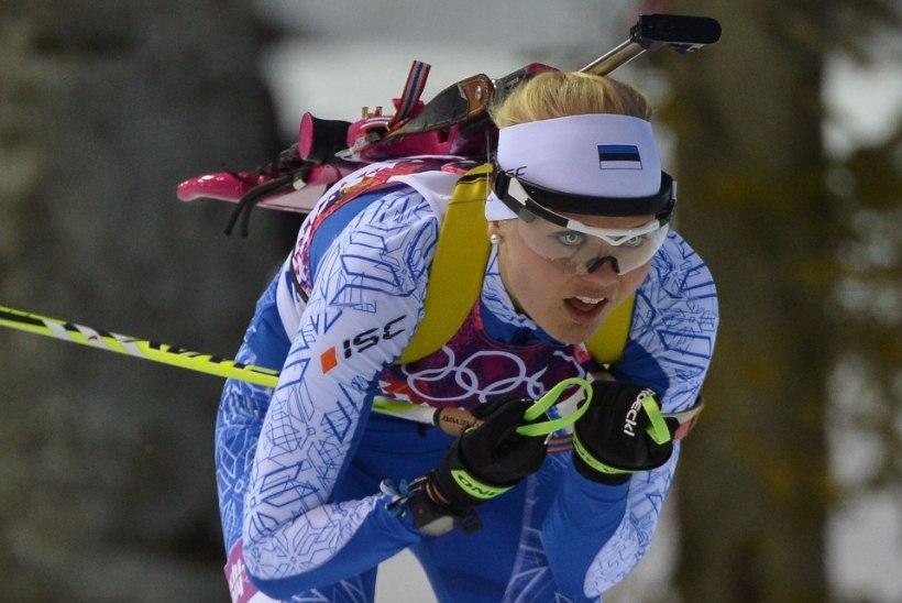 Ukrainlannad võitsid olümpiakulla, Eesti nelik kaotas ringiga