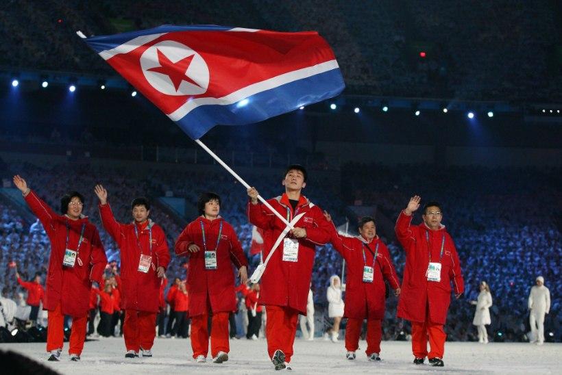 2018. aasta Pyeongchangi olümpia korraldajad: loodetavasti osaleb ka Põhja-Korea