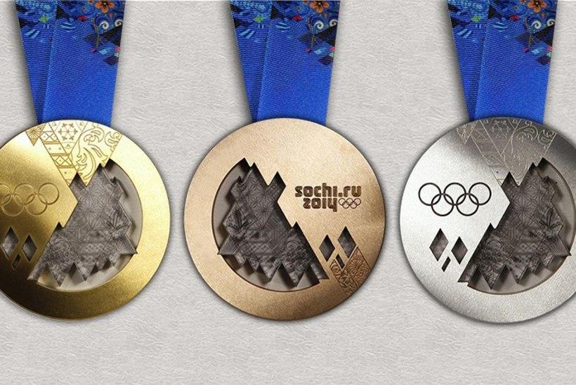 Sotši taliolümpiamängude tähestik A-Ü