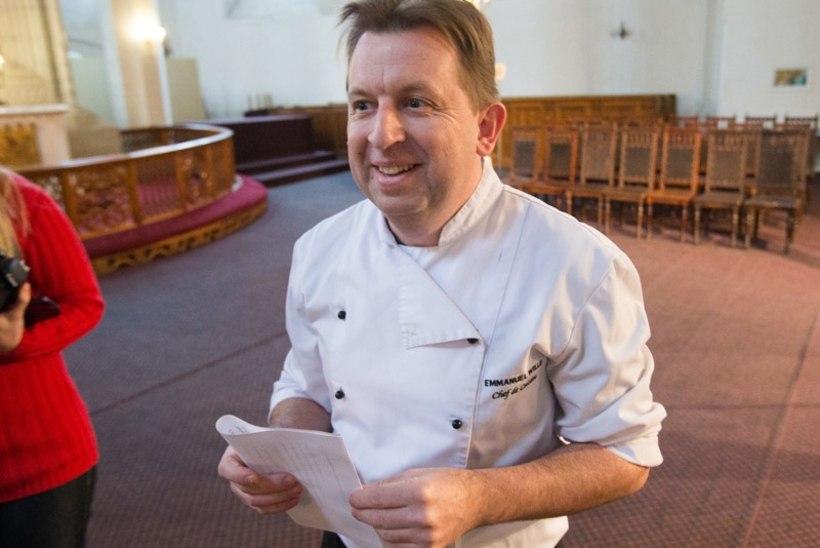 Belgia kokk: suurürituste toit ei pruugi olla tingimata parem