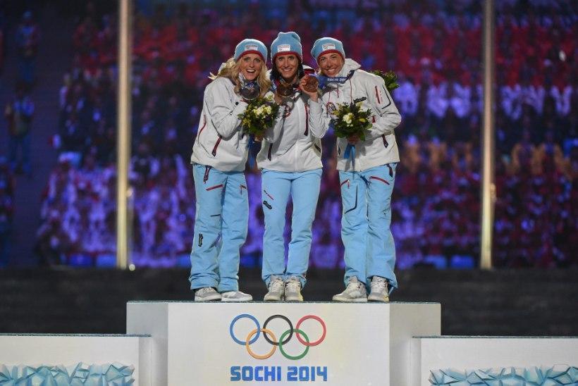 Taliolümpia kõigi aegade medalitabel: Norra võimsalt juhtimas, ameeriklastel pisut puudu sajast kullast