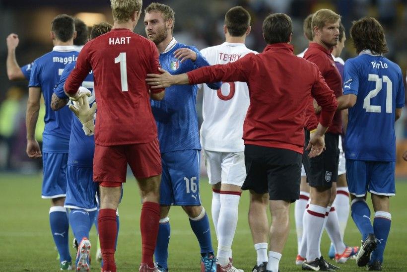Inglismaa vutimehed pöörduvad penalti-probleemiga psühholoogi poole