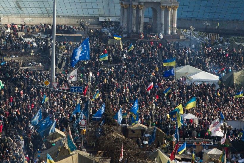 Arvo Uustalu | Ukraina ei lase ennast põlvili suruda